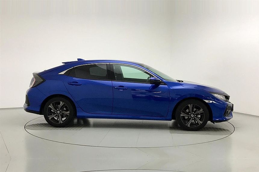 Honda Civic 1.6 i-DTEC SR 5-Door